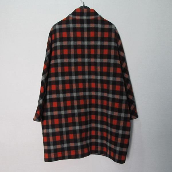 Balenciaga(발렌시아가) 100% 울 체크 오버사이즈 셔츠 자켓 [대구반월당본점] 이미지2 - 고이비토 중고명품