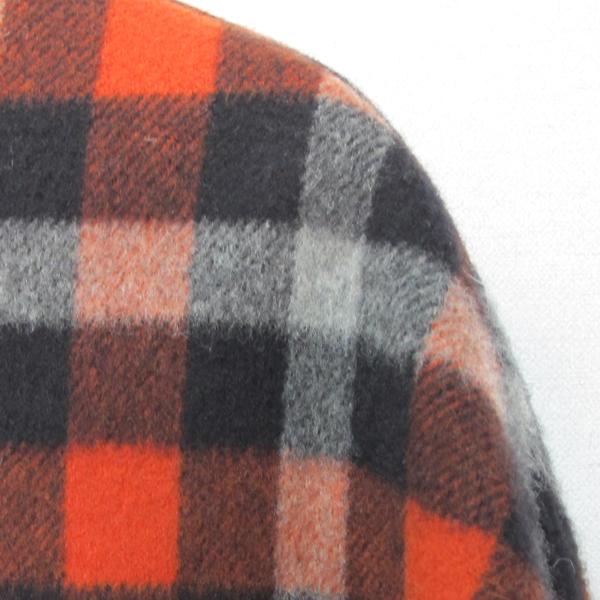 Balenciaga(발렌시아가) 100% 울 체크 오버사이즈 셔츠 자켓 [대구반월당본점] 이미지3 - 고이비토 중고명품
