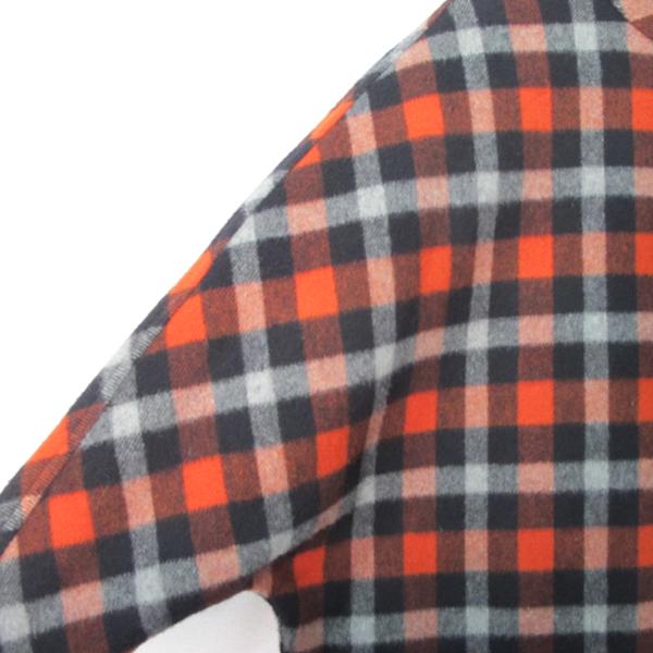 Balenciaga(발렌시아가) 100% 울 체크 오버사이즈 셔츠 자켓 [대구반월당본점] 이미지4 - 고이비토 중고명품