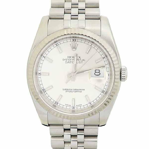 Rolex(로렉스) 116234 스틸 DATEJUST(데이트저스트) 남성용 시계 [강남본점]
