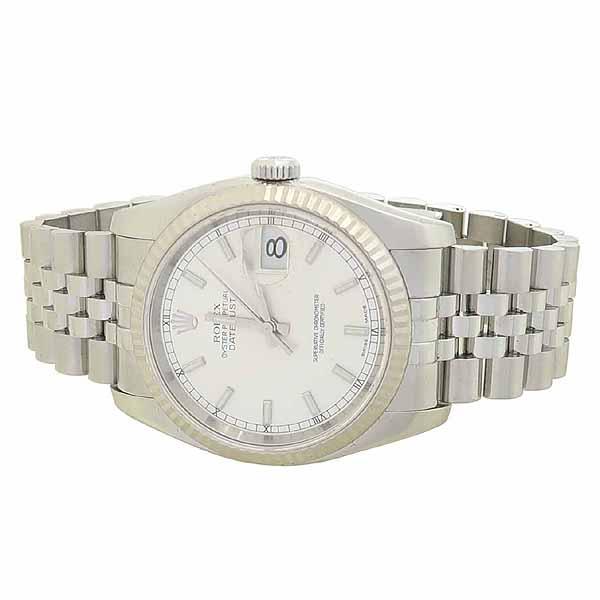 Rolex(로렉스) 116234 스틸 DATEJUST(데이트저스트) 남성용 시계 [강남본점] 이미지2 - 고이비토 중고명품