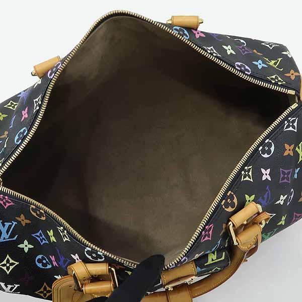 Louis Vuitton(루이비통) M92640 모노그램 멀티 컬러 블랙 키폴45 토트백 [강남본점] 이미지4 - 고이비토 중고명품