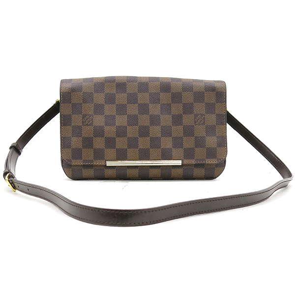 Louis Vuitton(루이비통) N41257 다미에 에벤 캔버스 혹스턴 PM 크로스백 [강남본점]