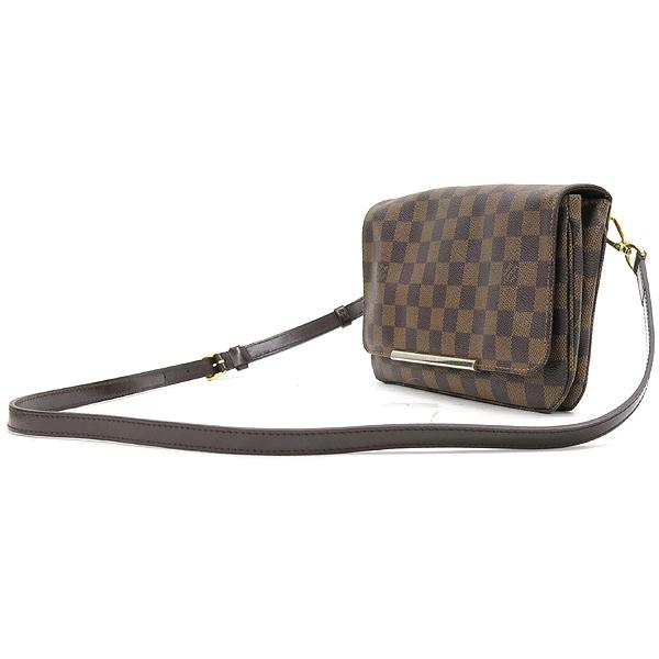 Louis Vuitton(루이비통) N41257 다미에 에벤 캔버스 혹스턴 PM 크로스백 [강남본점] 이미지2 - 고이비토 중고명품
