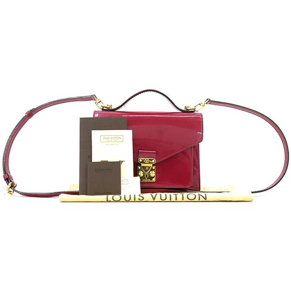 Louis Vuitton(루이비통) M91579 모노그램 베르니 몽소 BB 2WAY [강남본점]