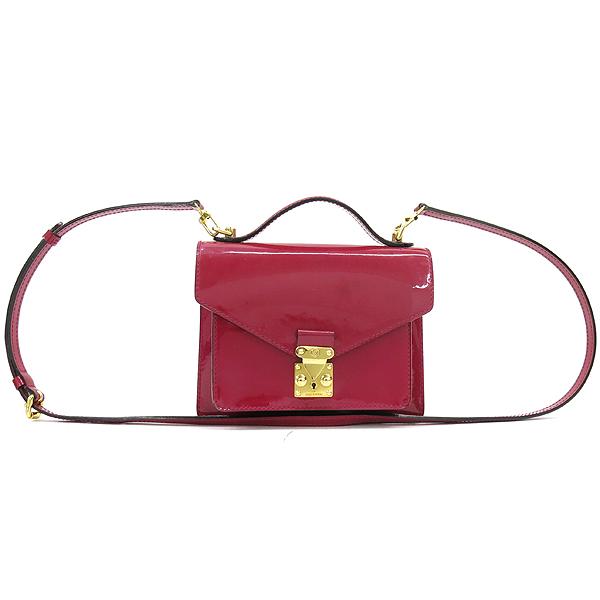Louis Vuitton(루이비통) M91579 모노그램 베르니 몽소 BB 2WAY [강남본점] 이미지2 - 고이비토 중고명품