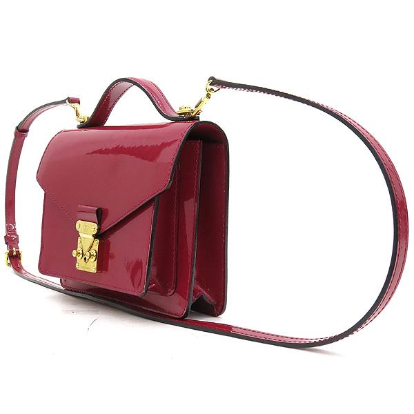 Louis Vuitton(루이비통) M91579 모노그램 베르니 몽소 BB 2WAY [강남본점] 이미지3 - 고이비토 중고명품