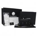 Chanel(샤넬) A93342Y60542 블랙 캐비어스킨 금장 체인 스몰 코스메틱 케이스 토트 겸 숄더백 [대구동성로점]