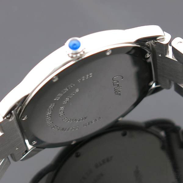 Cartier(까르띠에) W6701005 Ronde Solo de Cartier (론드 솔로) 드 까르띠에 L 사이즈 (36mm) 데이트 스틸 쿼츠 남성용 시계 [인천점] 이미지5 - 고이비토 중고명품