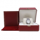 Cartier(까르띠에) W6701005 Ronde Solo de Cartier (론드 솔로) 드 까르띠에 L 사이즈 (36mm) 데이트 스틸 쿼츠 남성용 시계 [인천점]
