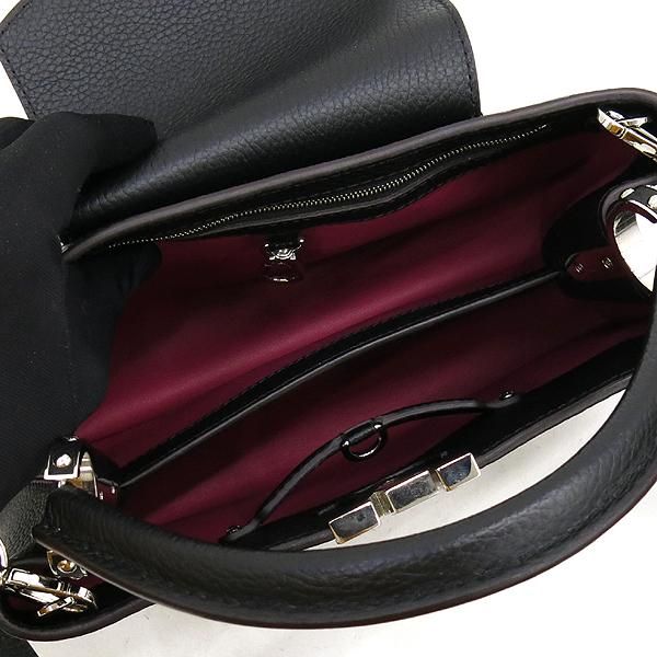 Louis Vuitton(루이비통) M42242 느와르 토뤼옹 레더 카퓌신 PM 탑핸들 토트백 + 숄더스트랩 2WAY [강남본점] 이미지5 - 고이비토 중고명품