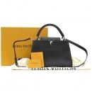 Louis Vuitton(루이비통) M42242 느와르 토뤼옹 레더 카퓌신 PM 탑핸들 토트백 + 숄더스트랩 2WAY [강남본점]