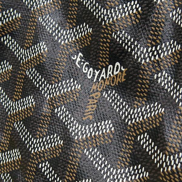 GOYARD(고야드) 블랙 컬러 생루이 GM 숄더백 + 보조 파우치 [강남본점] 이미지4 - 고이비토 중고명품