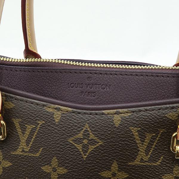 Louis Vuitton(루이비통) M40908 모노그램 캔버스 팔라스 QUETSCHE 토트백 + 숄더 스트랩 [강남본점] 이미지4 - 고이비토 중고명품