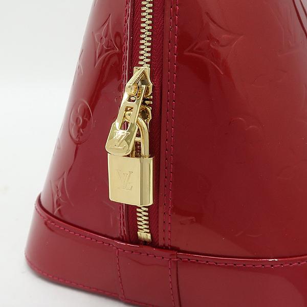 Louis Vuitton(루이비통) M93596 모노그램 베르니 폼다무르 알마 GM 토트백 [강남본점] 이미지4 - 고이비토 중고명품