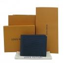 Louis Vuitton(루이비통) M61825 에삐 블루마린 멀티플 월릿 반지갑 [부산센텀본점]
