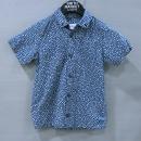 Burberry(버버리) 3969378 플라워 패턴 아동용 반팔 셔츠 [부산센텀본점]