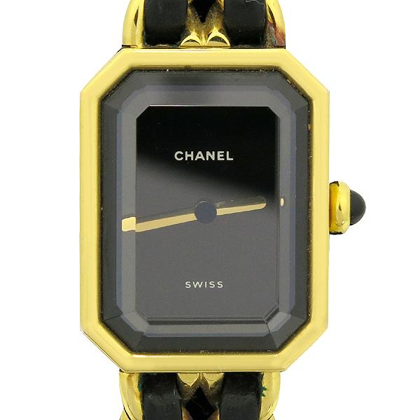 Chanel(샤넬) 프리미에르 S 사이즈 금장 체인 여성용 시계 [강남본점]