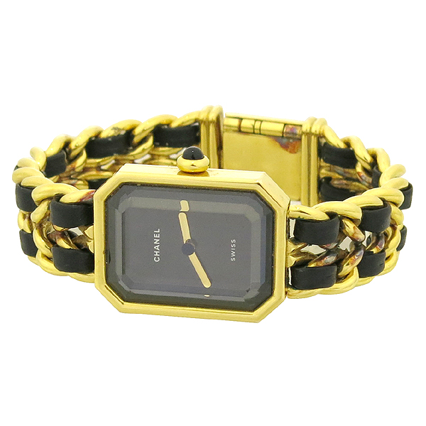 Chanel(샤넬) 프리미에르 S 사이즈 금장 체인 여성용 시계 [강남본점] 이미지2 - 고이비토 중고명품