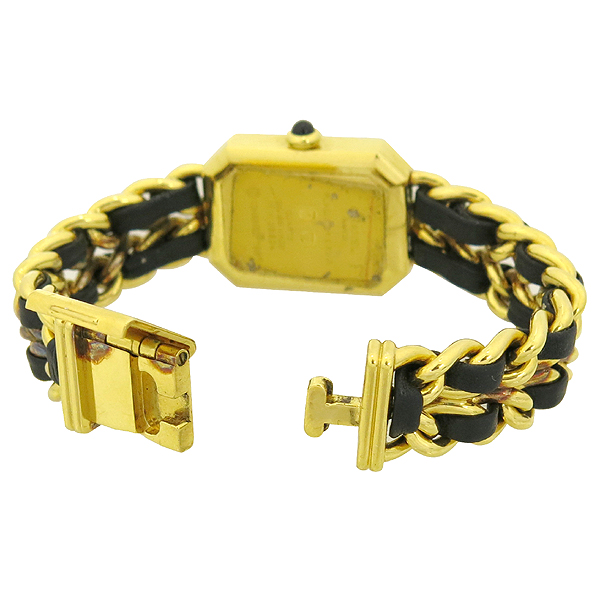 Chanel(샤넬) 프리미에르 S 사이즈 금장 체인 여성용 시계 [강남본점] 이미지3 - 고이비토 중고명품
