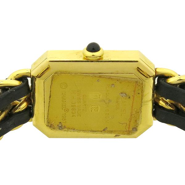 Chanel(샤넬) 프리미에르 S 사이즈 금장 체인 여성용 시계 [강남본점] 이미지4 - 고이비토 중고명품
