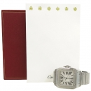 Cartier(까르띠에) W200737G 산토스 100 LM사이즈 오토매틱 스틸밴드 남성용 시계 [강남본점]