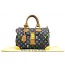 Louis Vuitton(루이비통) M92642 모노그램 멀티컬러 블랙 멀티스피디 30 토트백 [강남본점]