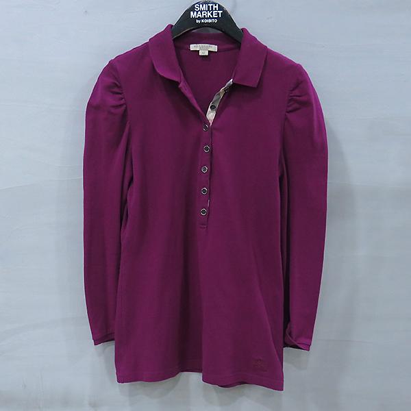 Burberry(버버리) 브릿라인 긴팔 카라 티셔츠 [부산센텀본점]