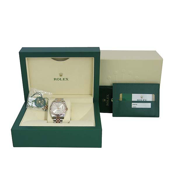 Rolex(로렉스) 116231 18K 핑크 골드 콤비 10포인트 다이아 DATEJUST(데이저스트) 남성용 시계 [동대문점]
