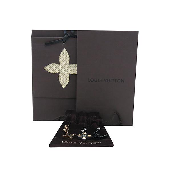 Louis Vuitton(루이비통) M62549 Love Letters(러브레터) 쓰리 셋 스터드 여성용 귀걸이 SET [부산센텀본점]