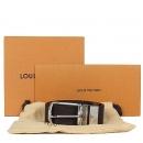 Louis Vuitton(루이비통) M9070U 슬렌더 블랙+브라운 35MM 양면벨트(30~32)[광주]