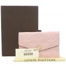 Louis Vuitton(루이비통) M61247 핑크 앙프렝뜨 코인 중지갑 키케이스 [강남본점]