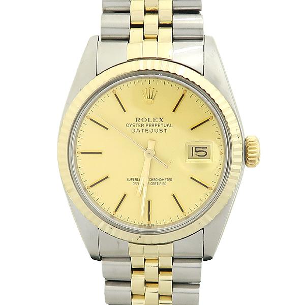 Rolex(로렉스) 16013 14K 콤비 DATEJUST(데이트저스트) 남성용 시계 [강남본점]