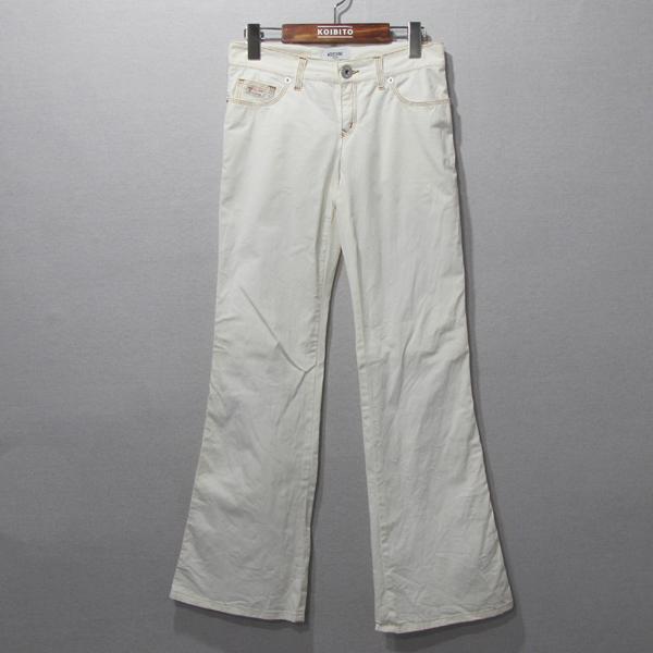 Moschino(모스키노) 화이트 컬러 여성용 팬츠 [대구반월당본점]
