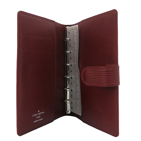 Louis Vuitton(루이비통) 에삐 레드 스몰링 아젠다 다이어리 [부산센텀본점] 이미지4 - 고이비토 중고명품