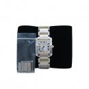 Cartier(까르띠에) W51012Q4 18K 콤비 탱크 프랑세즈 M사이즈 남여공용 시계 [부산센텀본점]