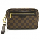 Louis Vuitton(루이비통) N61739 다미에 캔버스 마카오 클러치백 [강남본점]