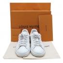Louis Vuitton(루이비통) 1A44Z0 화이트 카프스킨 LUXEMBOU LV 이니셜 남성용 스니커즈 [인천점]