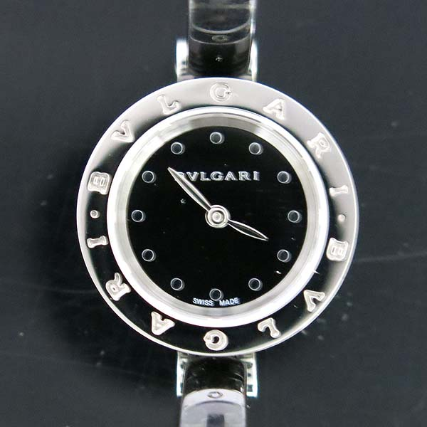 Bvlgari(불가리) BZ23SC 신형 B-ZERO1(비제로원) 블랙판 세라믹 브레이슬릿 뱅글 여성용 시계 [동대문점] 이미지2 - 고이비토 중고명품