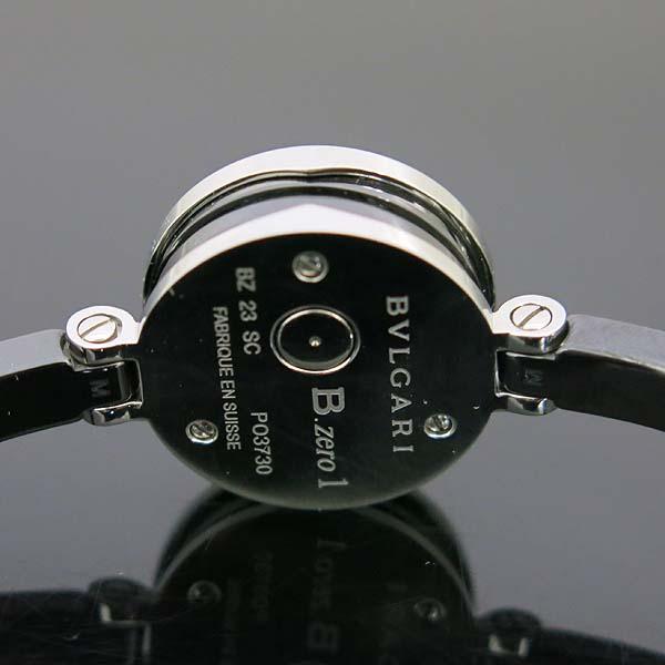 Bvlgari(불가리) BZ23SC 신형 B-ZERO1(비제로원) 블랙판 세라믹 브레이슬릿 뱅글 여성용 시계 [동대문점] 이미지5 - 고이비토 중고명품