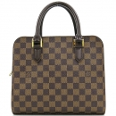 Louis Vuitton(루이비통) N51155 다미에 에벤 캔버스 트리아나 토트백 [강남본점]