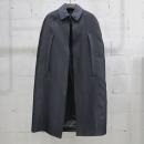 Burberry(버버리) 면 혼방 블랙 컬러 여성용 케이프 코트 [동대문점]