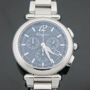 Ferragamo(페라가모) IDILLIO F77LCQ9909  크로노 그래프 라운드 스틸 쿼츠 남성용 시계 [부산센텀본점]