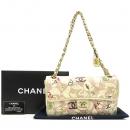 Chanel(샤넬) A34567Y20866 패브릭 클래식 M 사이즈 체인 숄더백 [강남본점]