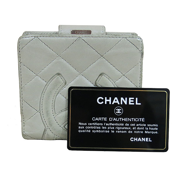 Chanel(샤넬) A34710Y04419 COCO 로고 퀼팅 반지갑 [대구동성로점]