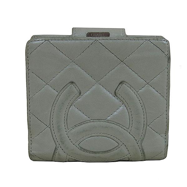 Chanel(샤넬) A34710Y04419 COCO 로고 퀼팅 반지갑 [대구동성로점] 이미지2 - 고이비토 중고명품