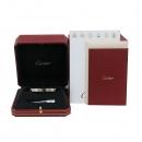 Cartier(까르띠에) B6035417 18K(750) 화이트 골드 러브 팔찌 - 17cm [부산센텀본점]