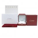 Cartier(까르띠에) B4085149 750 18K 화이트골드 미니 러브링 반지 - 9호 [부산센텀본점]