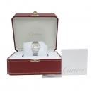 Cartier(까르띠에) W20012C4 18K 옐로우골드 콤비 스틸 산토스 갈베 쿼츠 S 사이즈 여성용시계 [부산센텀본점]