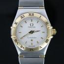 Omega(오메가) 1362.30 18K 콤비 CONSTELLATION(컨스틸레이션) 하프바 여성용 시계 [동대문점]